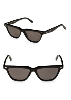 Celine Flat-Top Geometric Sunglasses