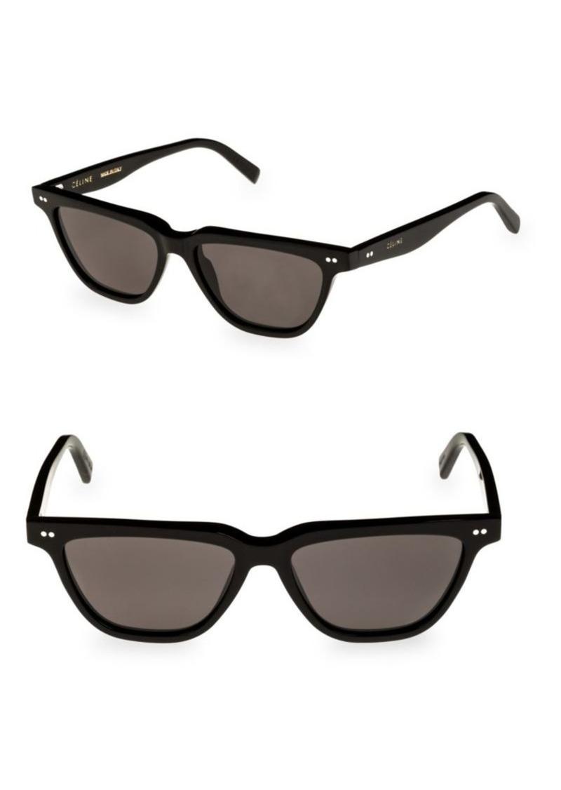 7279d6e27f9 Celine Flat-Top Geometric Sunglasses