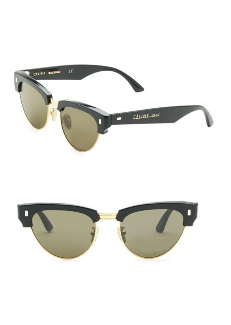 827b77f4943 Celine 51MM Iconic Cat-Eye Sunglasses