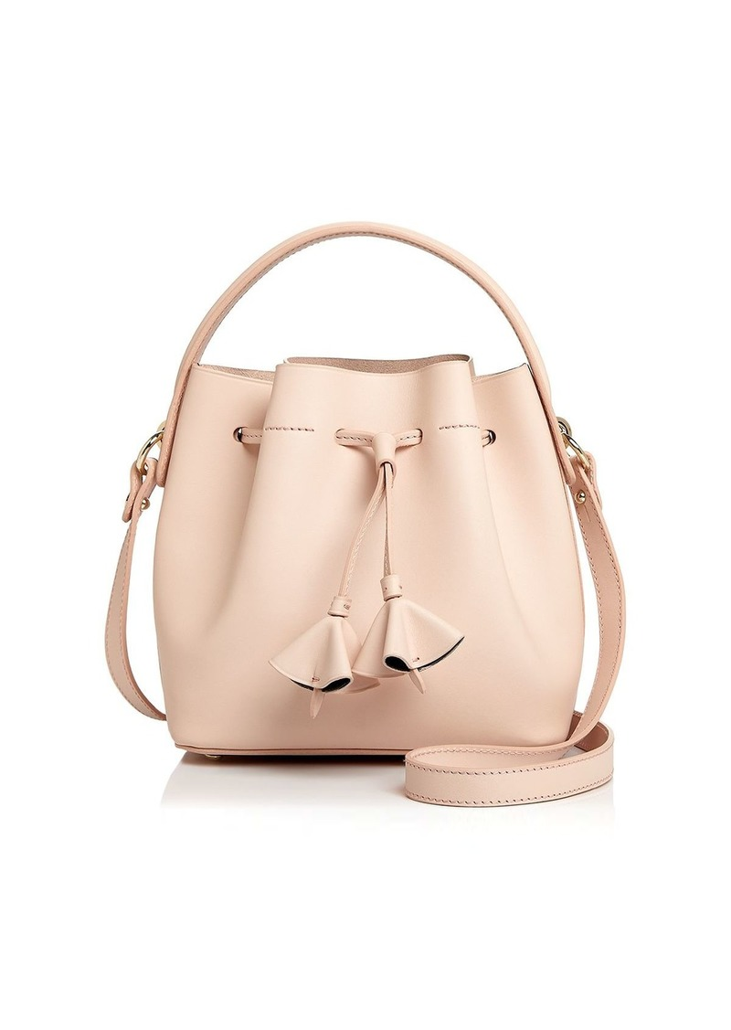 Celine Lefebure Celine Lefebure Karin Mini Leather Bucket Bag - 100 ... 1f0fdb65086eb