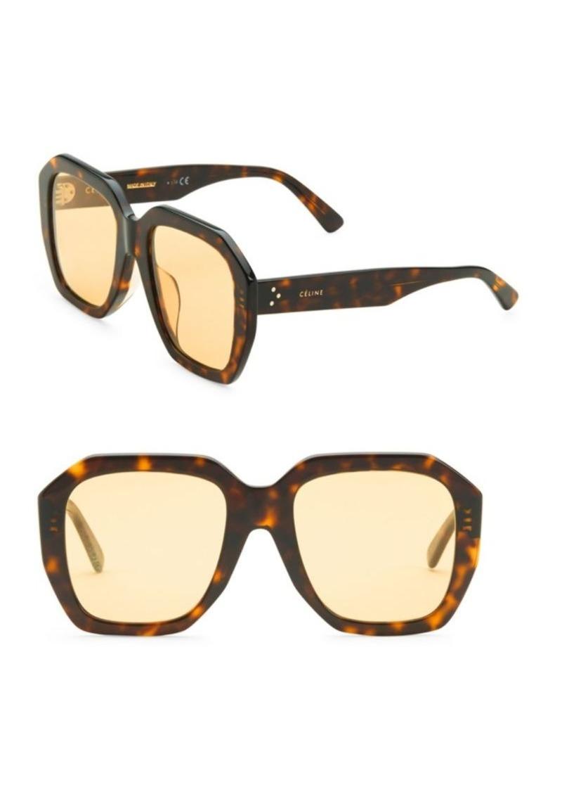 a0ed804fb8 53MM Oversized Square Sunglasses