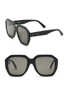 Celine Oversized Square Sunglasses