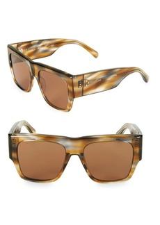 Celine CL40056I 53MM Square Sunglasses