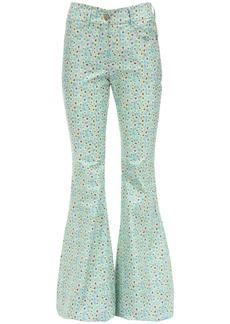 C'est La V V Paris Stretch Cotton Pants