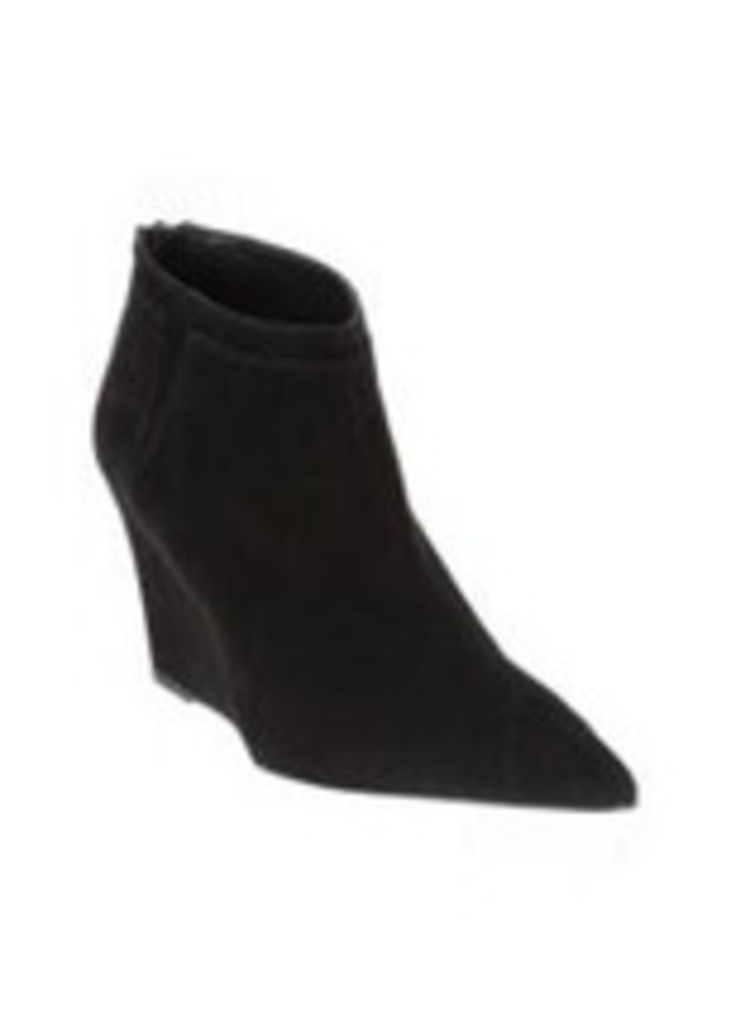 Narciso Rodriguez Pointed Toe Wedge Ankle Boot