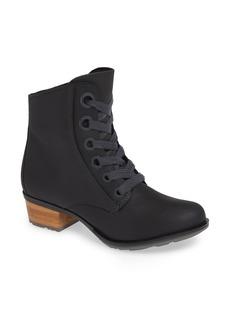 Chaco Cataluna Waterproof Lace-Up Boot (Women)