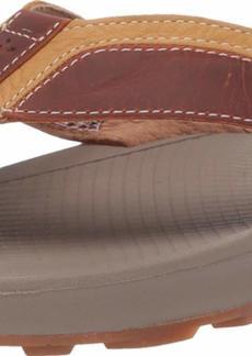Chaco Men's Playa PRO Leather Hiking Shoe TAN 0.0 M US