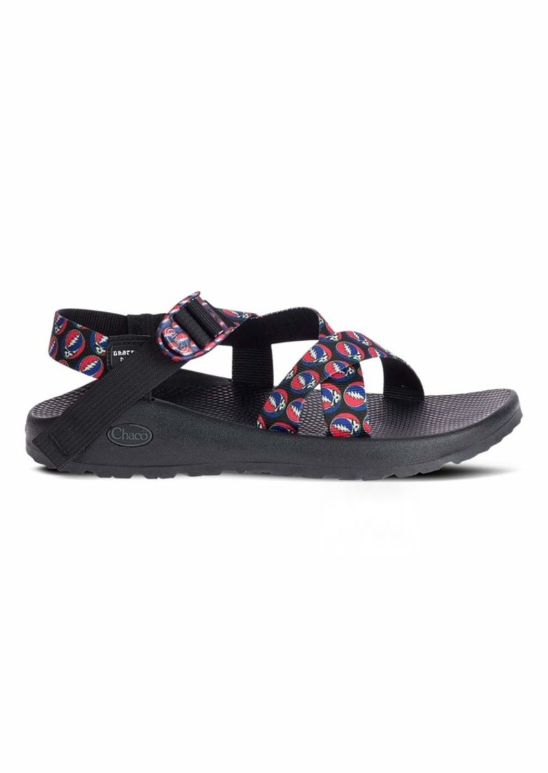 Chaco Men's Z/1 Classic USA Sandal Steal Your face 10 M US