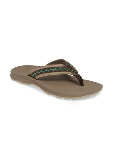Chaco Playa Pro Leather Flip Flop (Women)