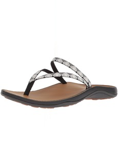 Chaco Women's Abbey Flip-Flop  9 Medium US