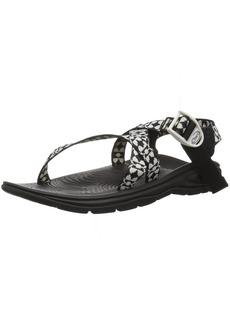 Chaco Women's Zvolv Sport Sandal pane Angora 9 Medium US