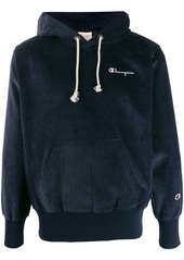 Champion corduroy drawstring hoodie