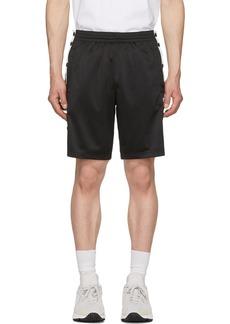 Champion Black & White Tearaway Shorts