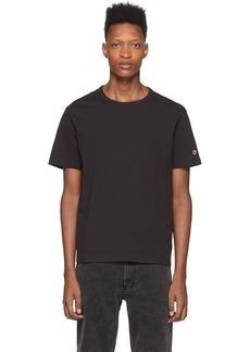 Champion Black Basic T-Shirt