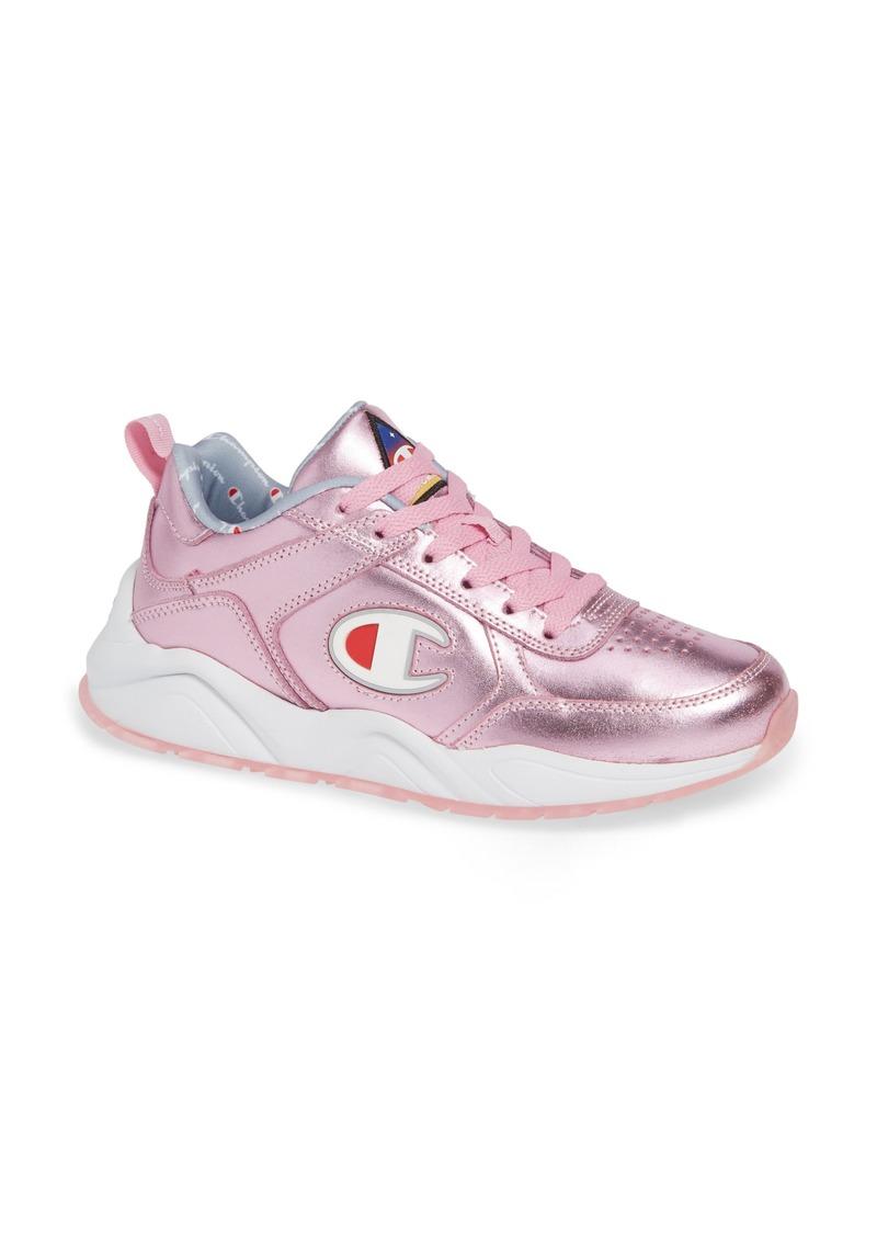 502b223c015 Champion Champion 93 Eighteen Metallic Sneaker (Women)