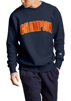 Champion Arched Logo Crewneck Sweatshirt