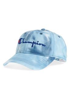Champion Big Sky Tie Dye Baseball Cap