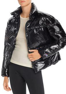 Champion Glossy Puffer Jacket
