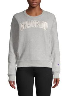 Champion Graphic Long-Sleeve Sweatshirt