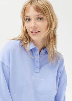 Champion UO Exclusive Henley Button Sweatshirt