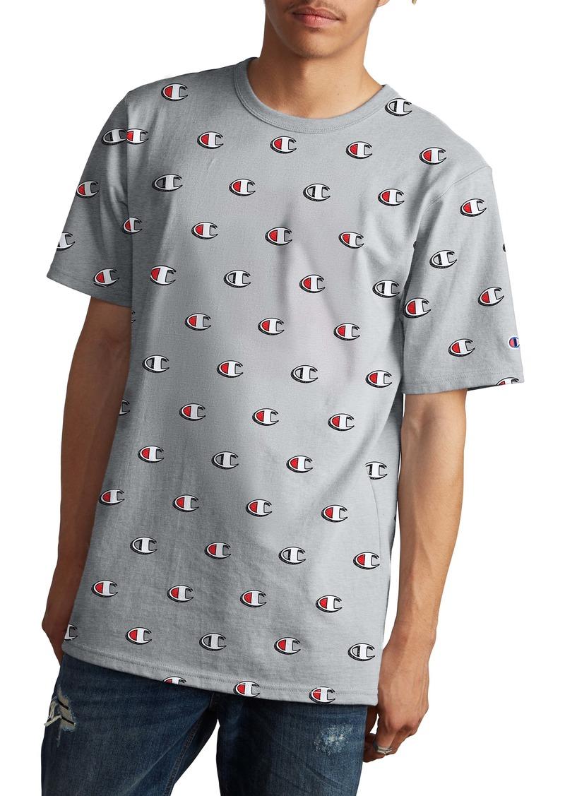 Champion Heritage Logo Print T-Shirt