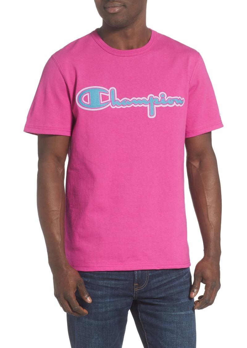 Champion Heritage Chenille Script T-Shirt