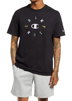 Champion Heritage Embroidered Logo T-Shirt
