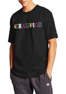 Champion Heritage Fonts Logo T-Shirt