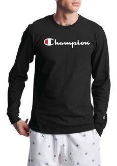 Champion Heritage Long Sleeve Graphic Tee