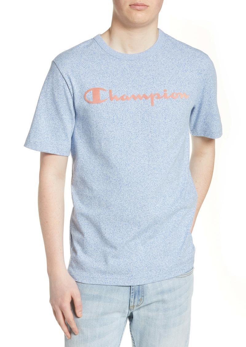 Champion Heritage Mock Twist Logo T-Shirt