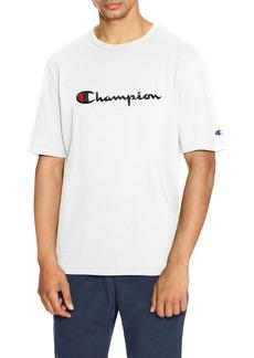 Champion Heritage Script Logo T-Shirt