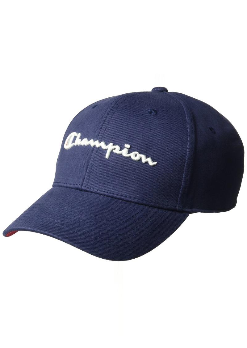 0f2939ad SALE! Champion Champion LIFE Men's Classic Twill Hat OS