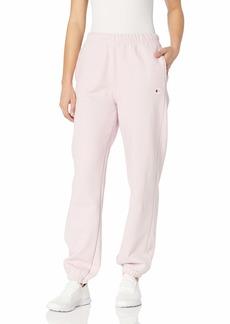 Champion Women's Sweatpant hush Pink X Large
