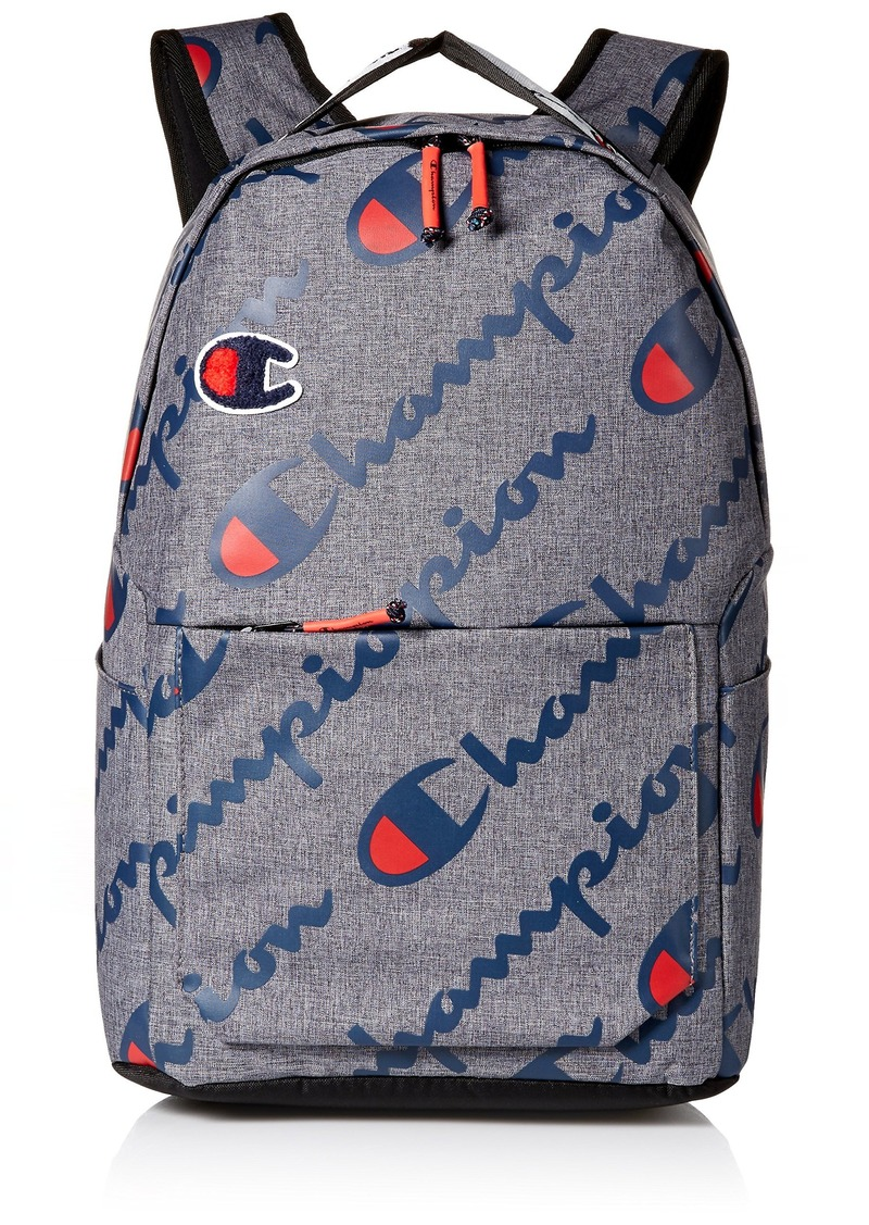 Champion Men's Advocate Backpack Dark Grey OS