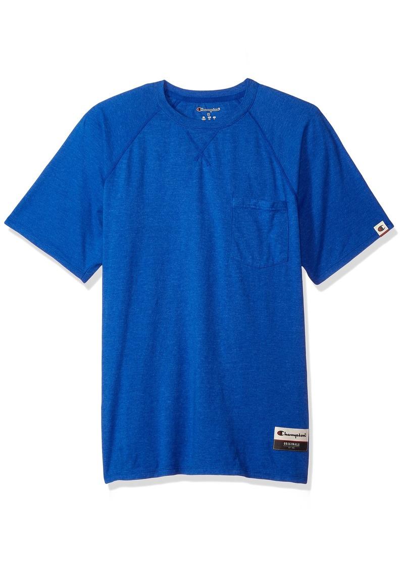 6fb2af98 Champion Champion Men's Authentic Originals Soft Wash Short Sleeve ...