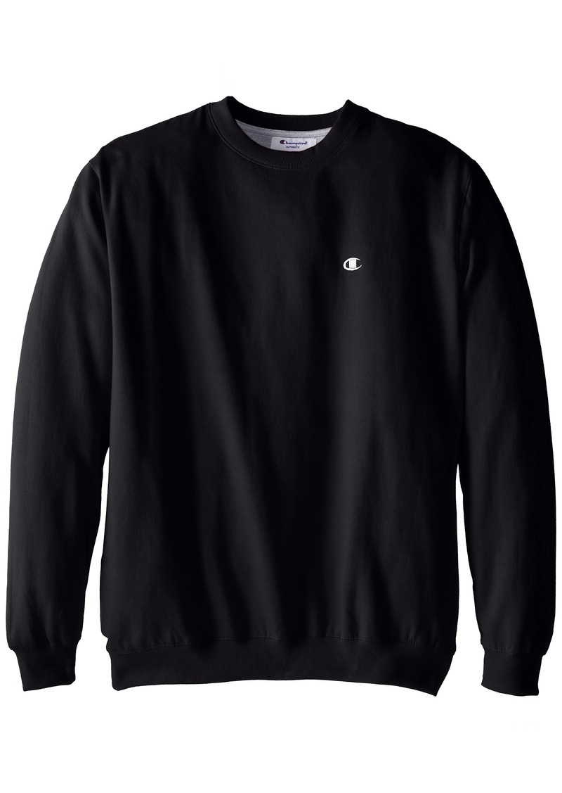 Champion Men's Big-Tall Fleece Crew Sweatshirt  6X