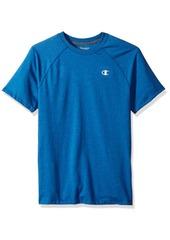 Champion Men's Double Dry Cotton Short-Sleeve T-Shirt