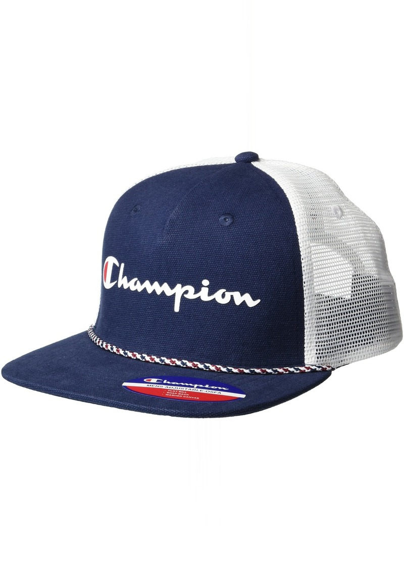 Champion Men's Fade Away Truck Hat navy OS