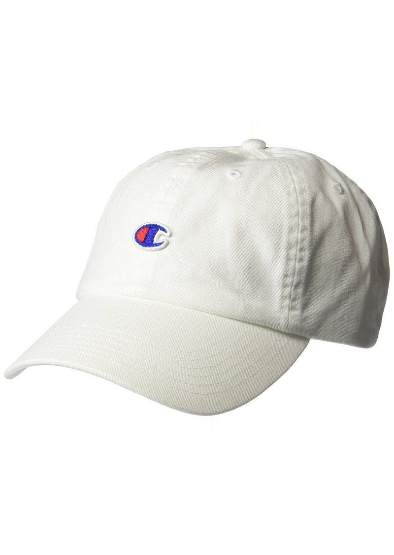 Champion Men's Father Dad Adjustable Cap white OS