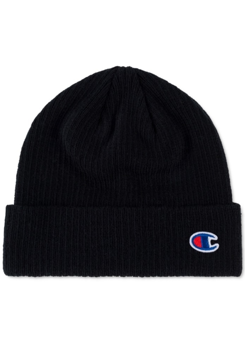 Champion Men's Logo Beanie