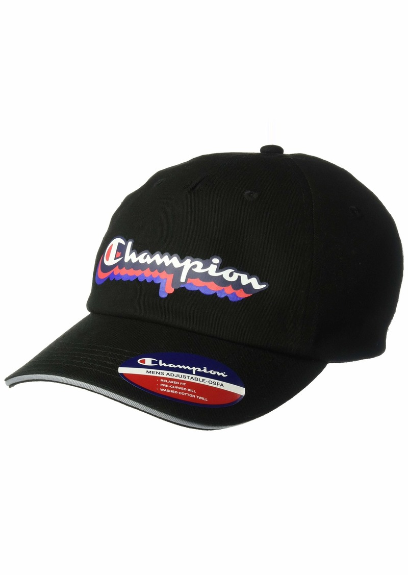Champion Men's Neighborhood Dad Adjustable Cap