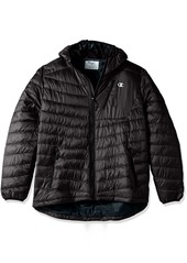Champion Men's Packable Performance Puffy Jacket-Big Sizes