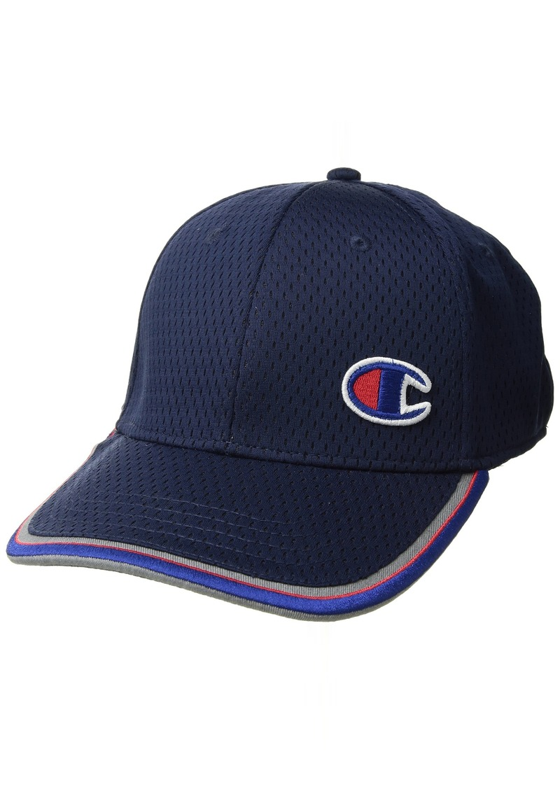 Champion Men's Pick and Roll Stretch Fit Cap navy S/M