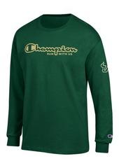 Champion Men's South Florida Bulls Co-Branded Long Sleeve T-Shirt