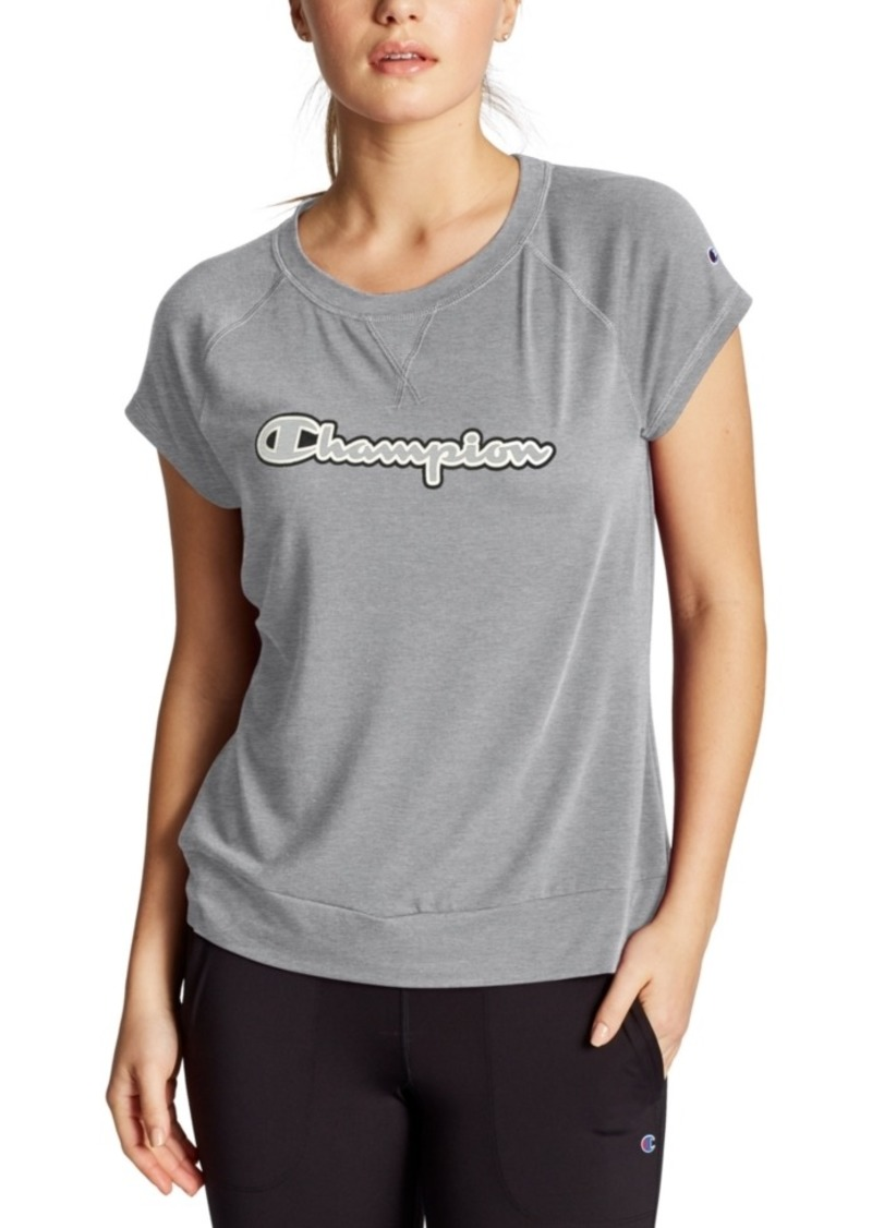 Champion Phys Ed Logo T-Shirt