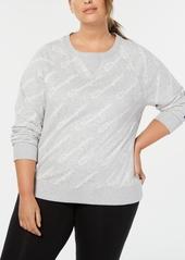 Champion Plus Size Heritage Sweatshirt