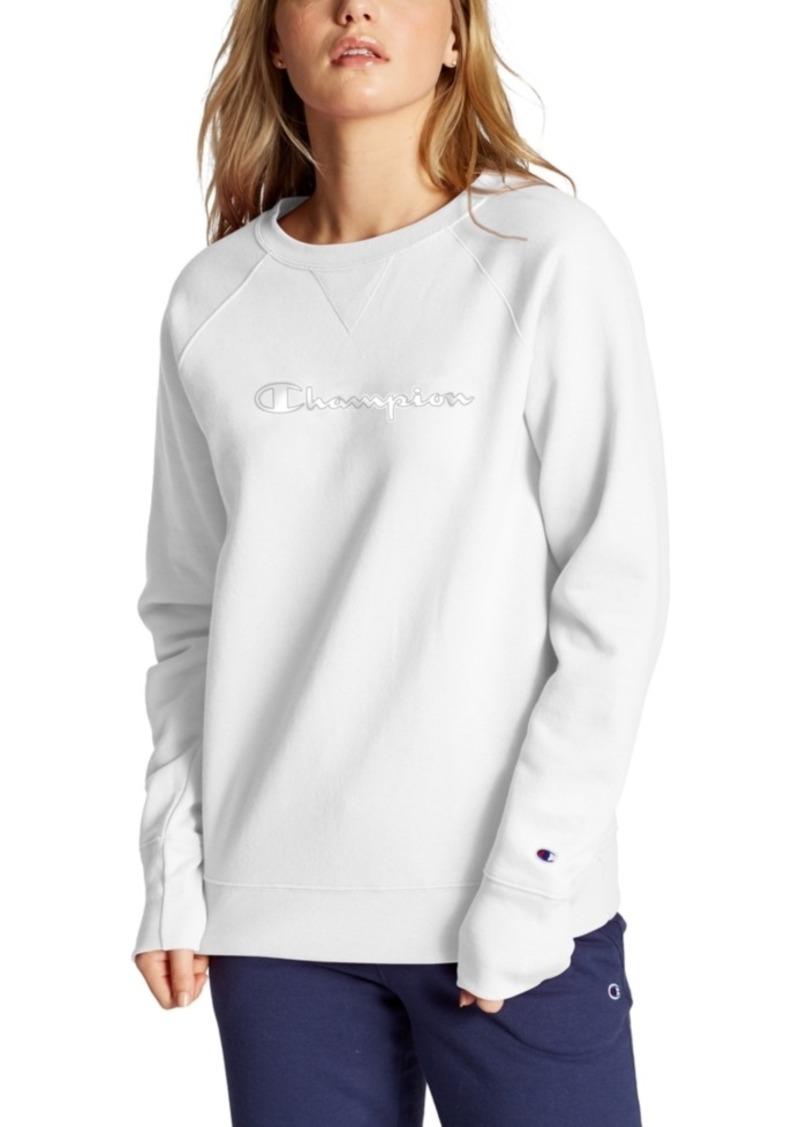 Champion Powerblend Boyfriend Sweatshirt