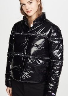 Champion Premium Reverse Weave Puff Jacket