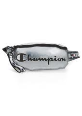 Champion Prime Logo Clear Belt Bag