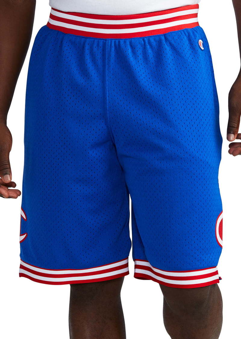 Champion Rec Mesh Athletic Shorts